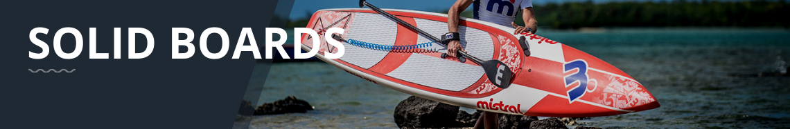 Solid SUP Boards