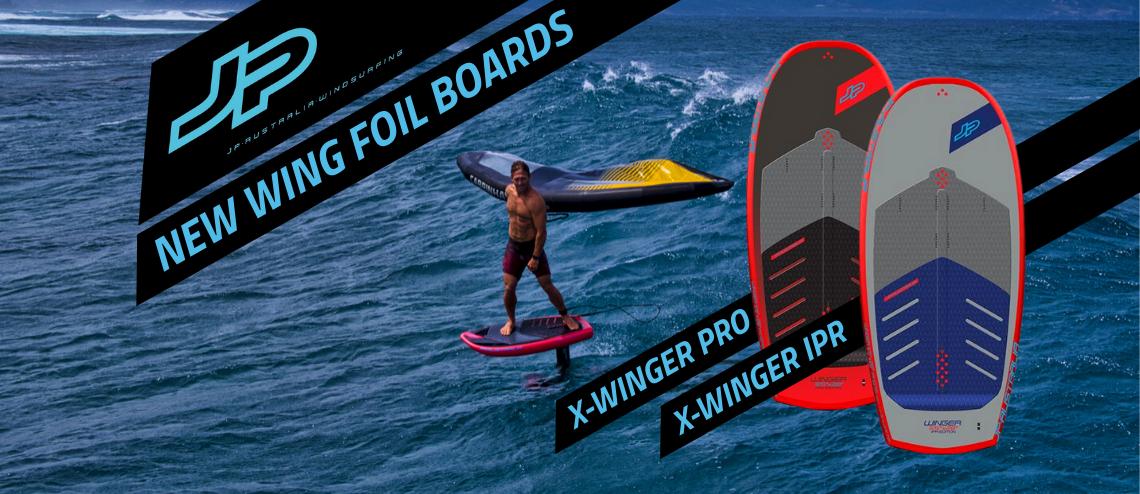 JP wing foil boards