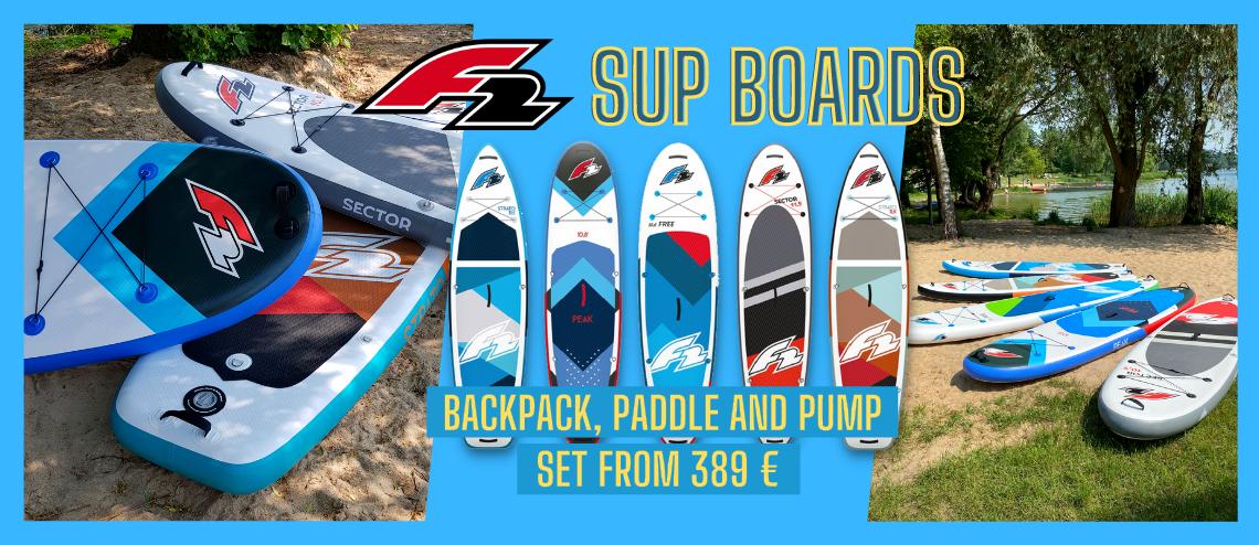 F2 SUP boards