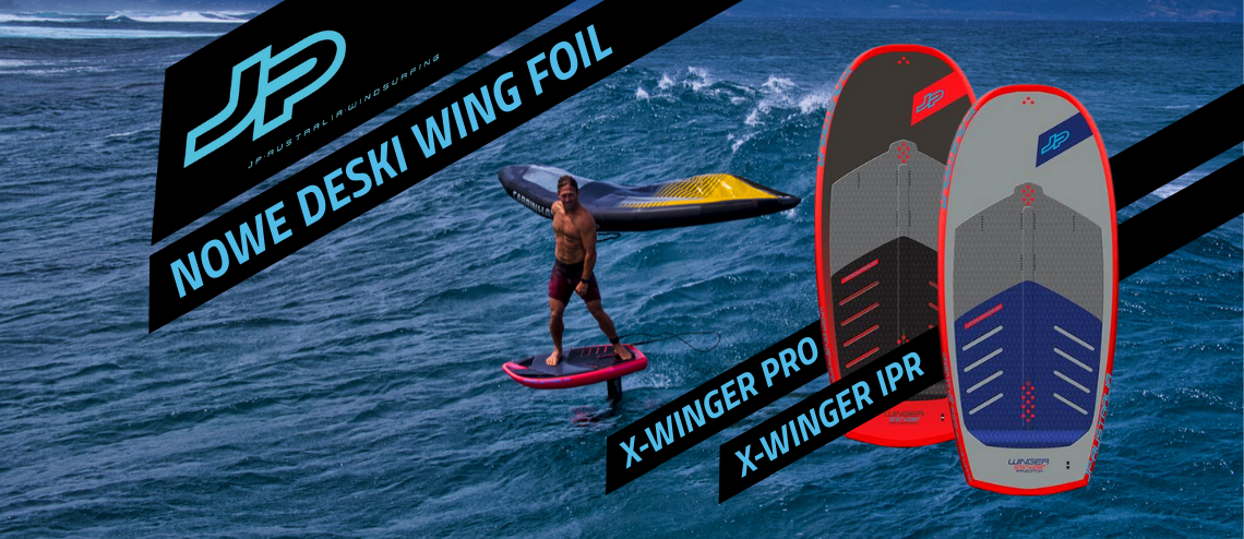 JP wing foil boards