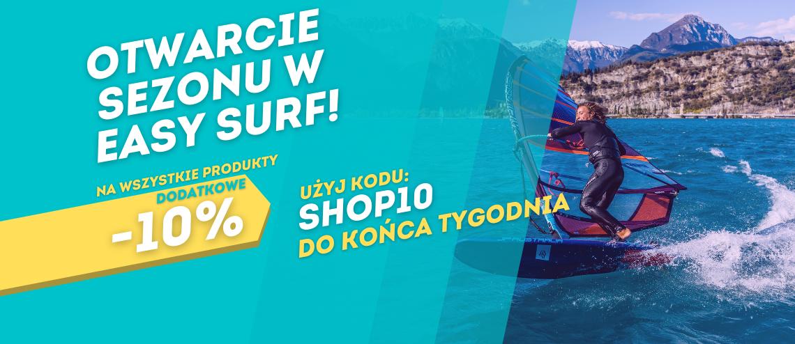Otwarcie sezonu w EASY SURF!