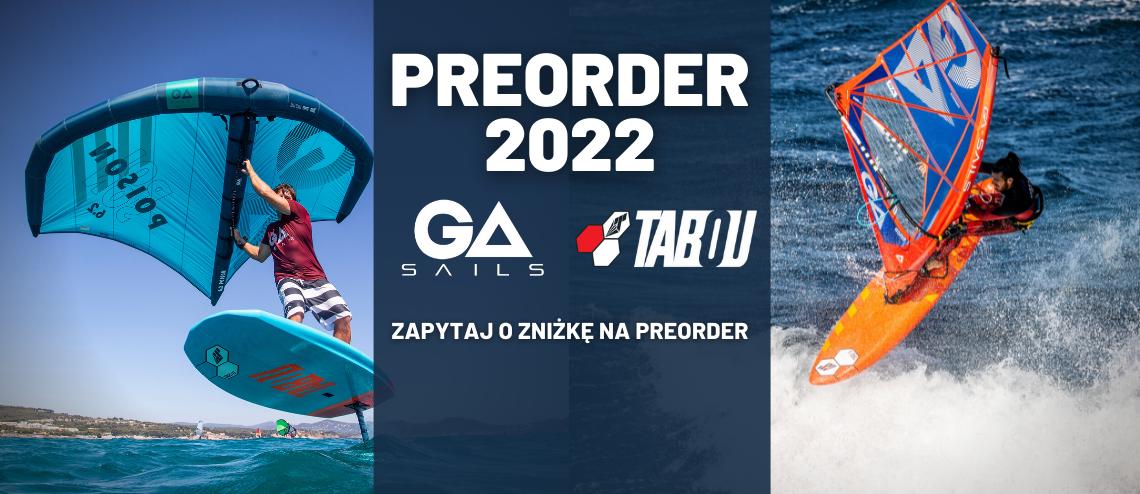 Tabou / GA preorder 2022