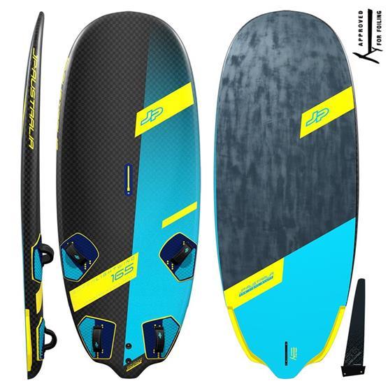 JP AUSTRALIA Windsurf board Super Lightwind GOLD 165 2021