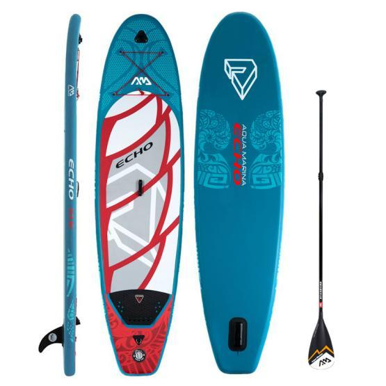 AQUA MARINA Inflatable SUP Board ECHO