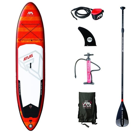 AQUA MARINA Inflatable SUP Board ATLAS 12'0 (366cm - 380l)