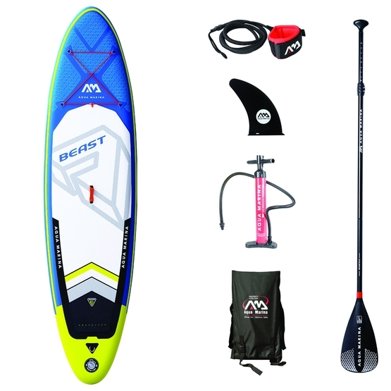 AQUA MARINA Inflatable SUP Board BEAST 10'6 (320cm - 300l)