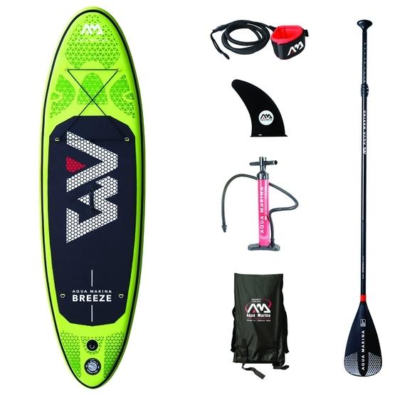 AQUA MARINA Inflatable SUP Board BREEZE 9'9 (275cm - 200l)