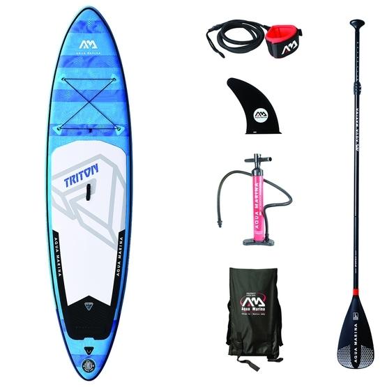AQUA MARINA Inflatable SUP Board TRITON 11'2 (340cm - 320l)