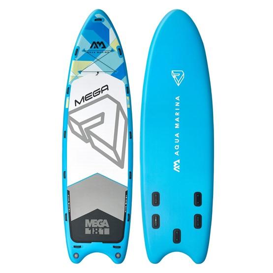 AQUA MARINA Inflatable SUP board Mega 18'1 (550cm - 1400l)