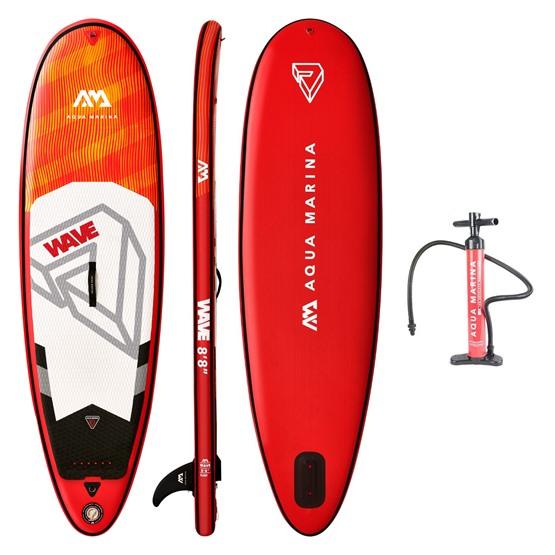 AQUA MARINA Inflatable SUP board Wave 8'8 (265cm - 165l)
