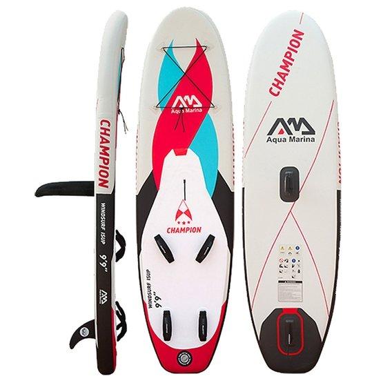 AQUA MARINA Inflatable WindSUP Board CHAMPION 9'9