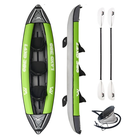 AQUA MARINA Inflatable kayak Laxo 3-person