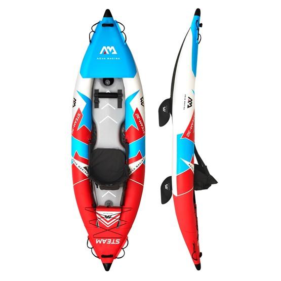 AQUA MARINA Inflatable kayak Steam 1-person