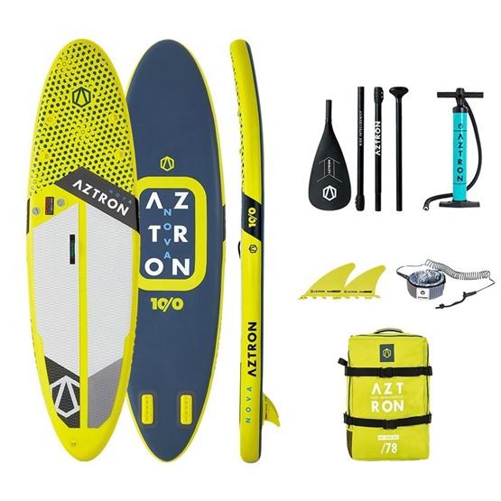 AZTRON Inflatable SUP board Nova 10'0 Double chamber