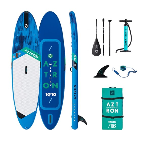 AZTRON Inflatable SUP board MERCURY 10'10
