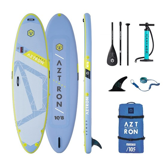 AZTRON Inflatable SUP board Venus 10'8 Double chamber