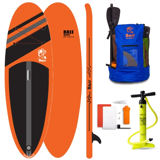 BASS Inflatable SUP Board EASY 10'