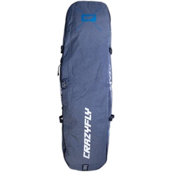 CRAZYFLY Golf bag 150x45x25cm (with wheels)