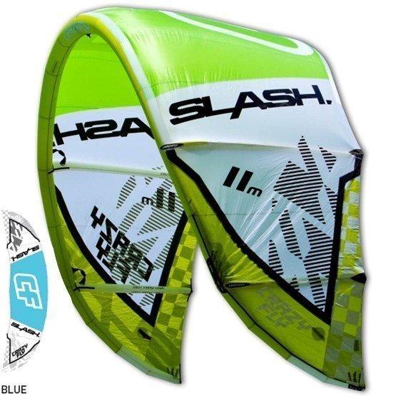 CRAZYFLY Latawiec Slash Blue 11.0 2012 + bar