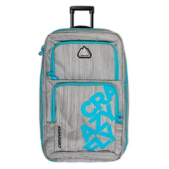 CRAZYFLY Carry On Bag (with wheels)