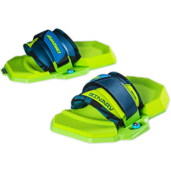 CRAZYFLY Bindings BINARY 2019 (pair)