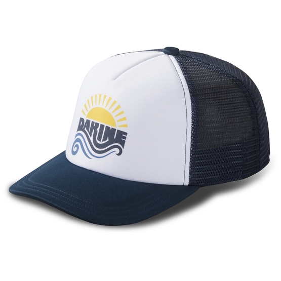 DAKINE Cap SUN WAVE TRUCKER - INDIA INK