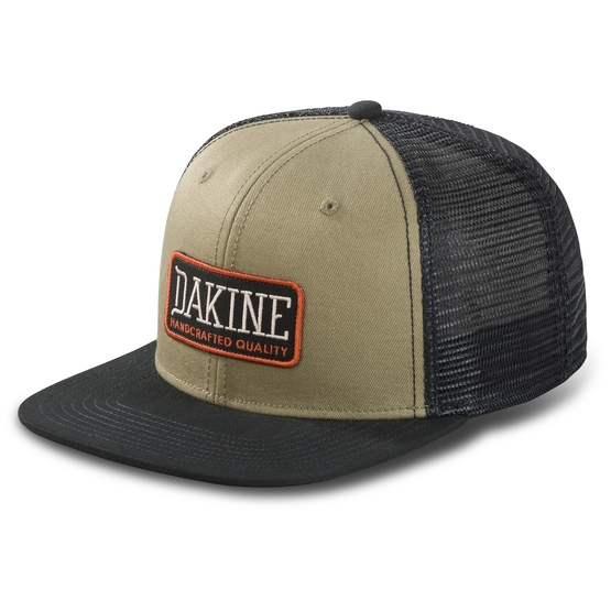 DAKINE Cap SAW PATCH TRUCKER - SANDSTORM