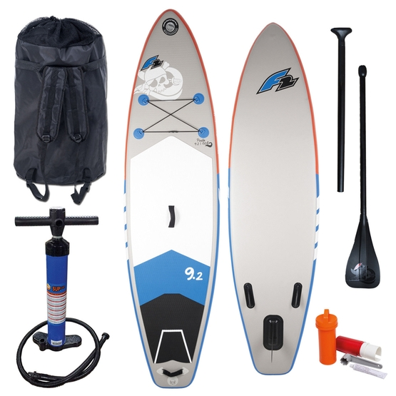 F2 Inflatable SUP board PIRATE Kids 9'2 2019