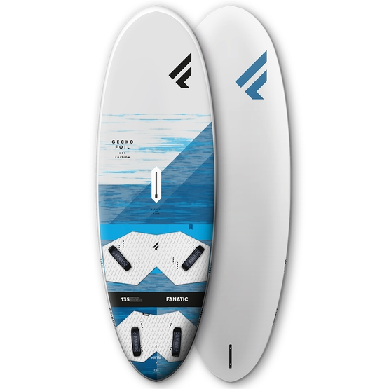 FANATIC Windsurf board Gecko Foil HRS 135 2020
