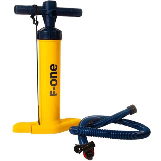F-ONE Mini Pump dwukierunkowa pompka do latawca/foilwinga z manometrem