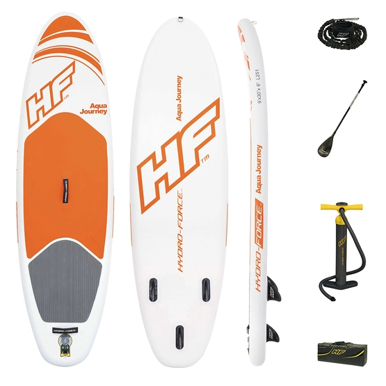 HYDROFORCE Inflatable SUP board AQUA JOURNEY 9'0
