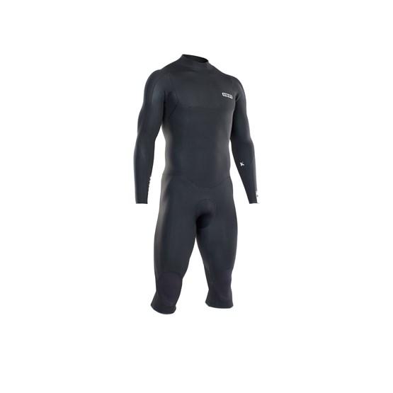 ION 2021 - Wetsuit BS - Seek Core Overknee LS 4/3 BZ DL - black