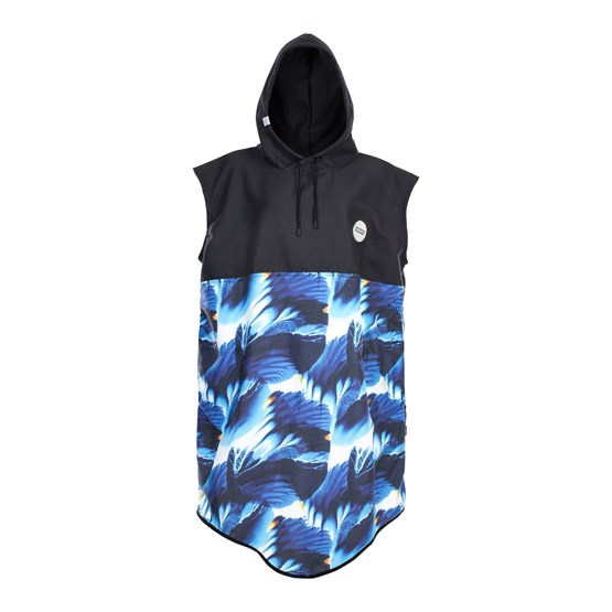 ION 2021 - Poncho Select Muse - blue capsule - S (135-175)