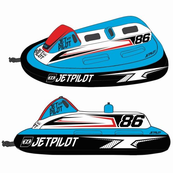 JETPILOT Runabout Towable - 2 Man