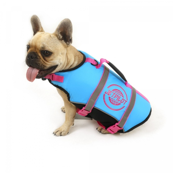 JETPILOT Dog Vest Blue - L