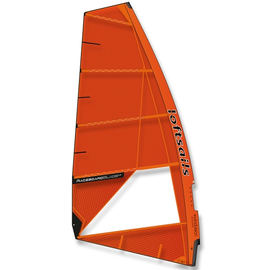 LOFTSAILS Żagiel windsurfingowy RACEBOARDBLADE 9.5 LW II 2020