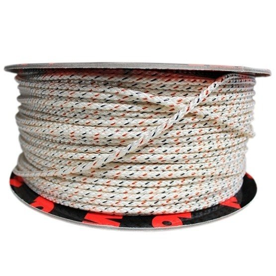 MARLOW Windsurf Rope 8PL 4mm - for downhauls and outhauls