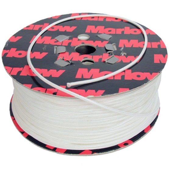 Marlow Formuline Dyneema 3.8mm Rope - Outhaul & Downhaul - 1 meter from roller