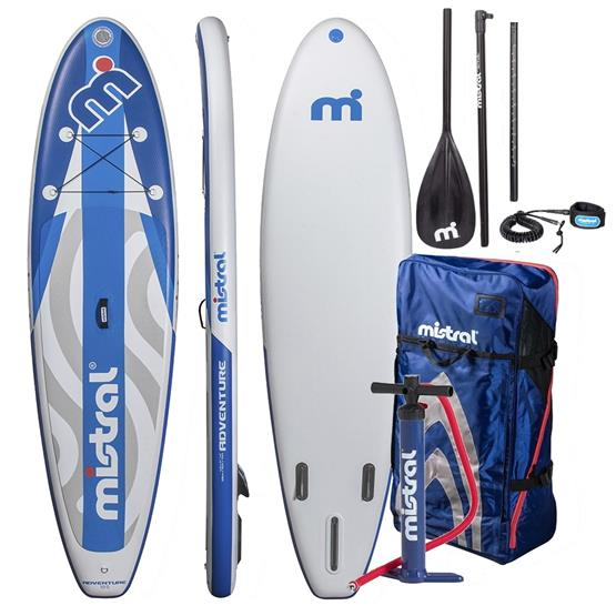 MISTRAL Pompowana deska SUP ADVENTURE 10'5 Superlight