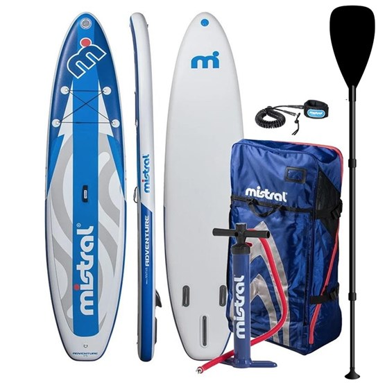 MISTRAL Pompowana deska SUP ADVENTURE 11'5 Superlight