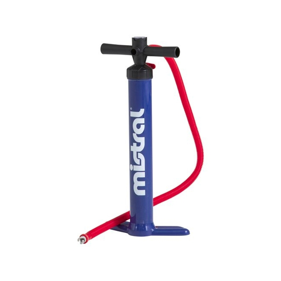 MISTRAL Manual SUP pump - double action and pressure gauge