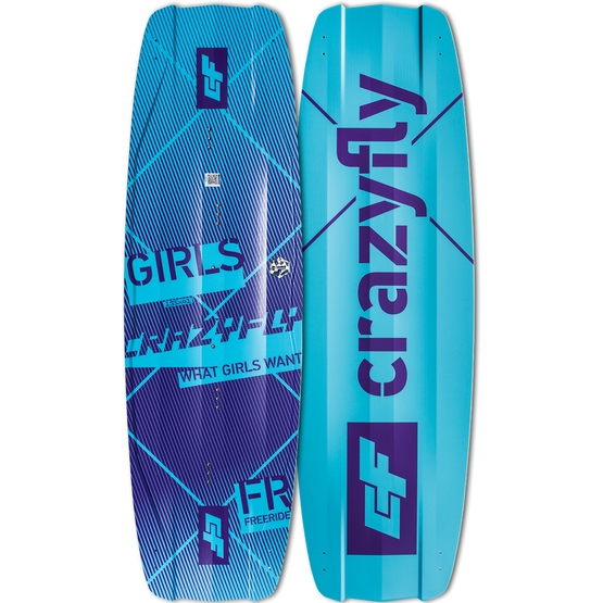 CRAZYFLY Deska kite GIRLS 2020