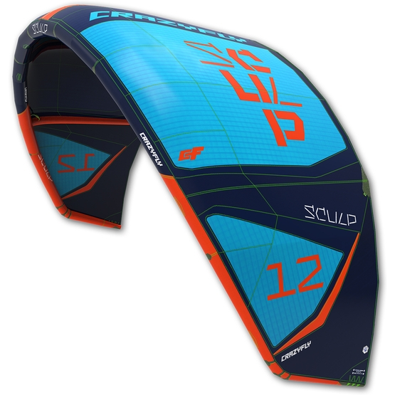 CRAZYFLY Kite SCULP 2020