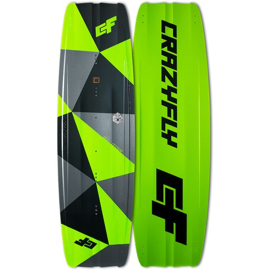 CRAZYFLY Kiteboard BULLDOZER 2018
