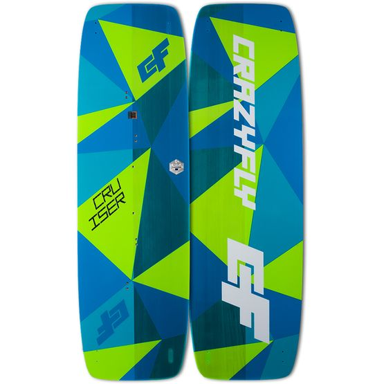 CRAZYFLY Kiteboard CRUISER 2018