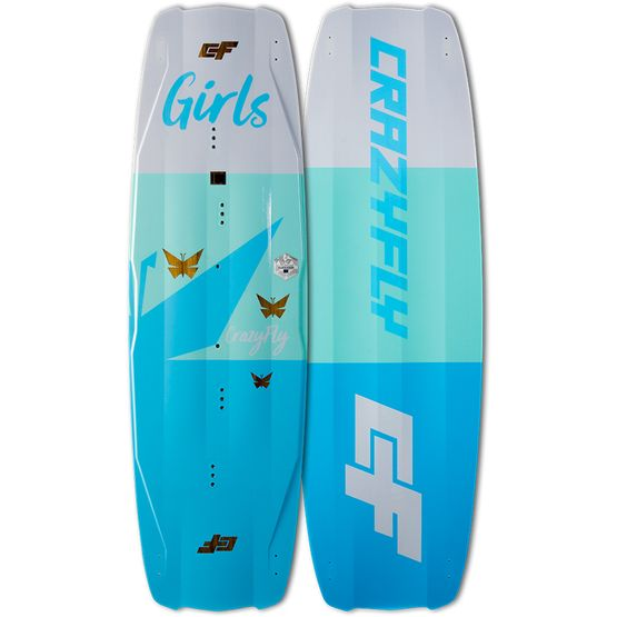 CRAZYFLY Kiteboard GIRLS 2018