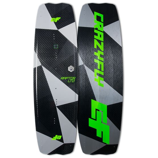 CRAZYFLY Kiteboard RAPTOR LTD NEON 2018