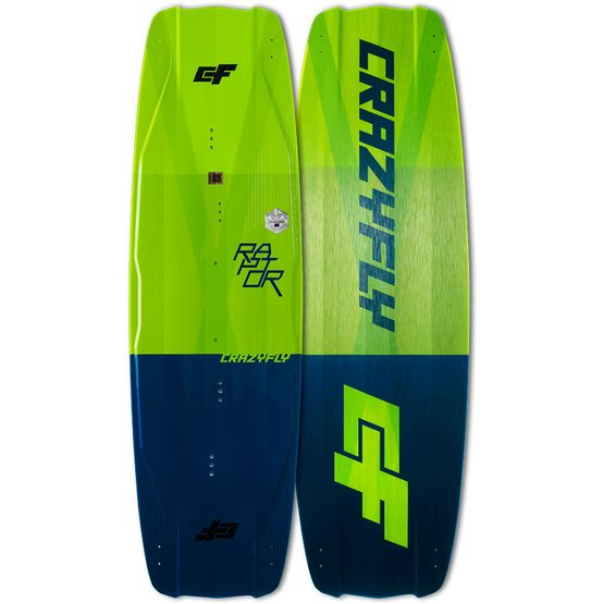 CRAZYFLY Kiteboard RAPTOR 2018