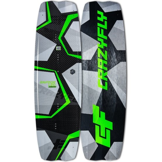 CRAZYFLY Kiteboard RAPTOR LTD NEON 2019