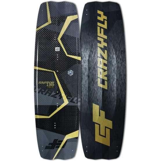 CRAZYFLY Deska Kite RAPTOR LTD 2019